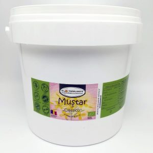 Muștar Classic ecologic - 2