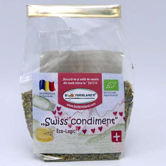Condiment Swiss 15g