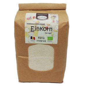 Făină ecologică integrală Einkorn - 1 kg