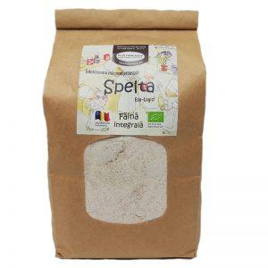 Făină ecologică integrală Spelta - 1 kg