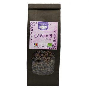 Ceai din plante BIO - Lavandă