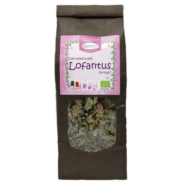 Ceai din plante BIO - Lofantus