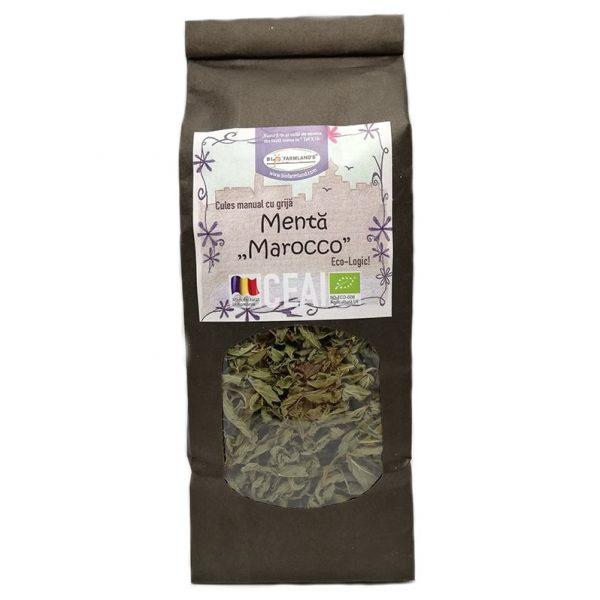 Ceai din plante BIO - Mentă Marocco