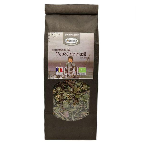 Ceai din plante BIO - Pauză de masă