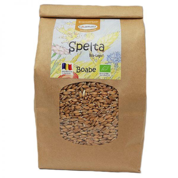 Boabe Spelta ecologice - 0