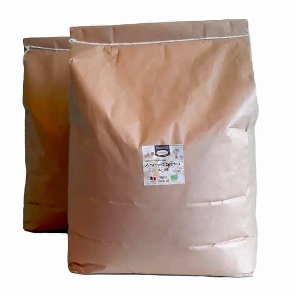 Făină integrală Amestec pentru paine - 40kg