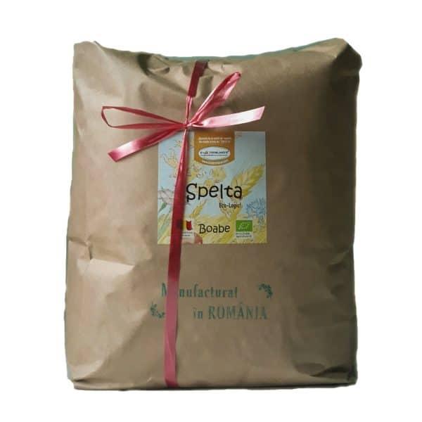 Boabe Spelta ecologice - 5 kg
