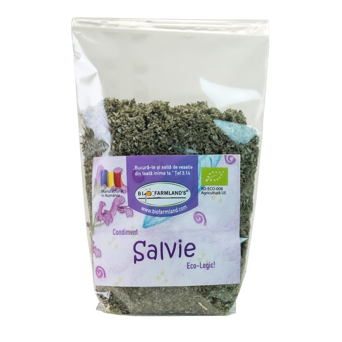 Condiment Salvie refill