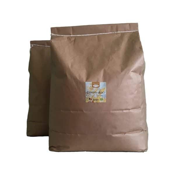 Boabe de grâu Einkorn ecologic (ALAC) - 40 kg