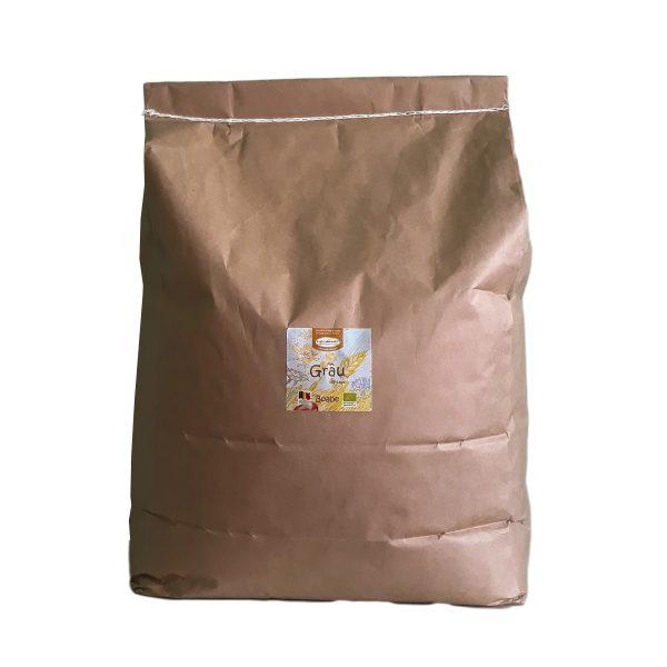 Boabe Grâu ecologic - 20 kg