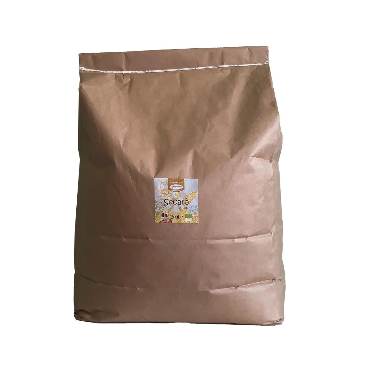 Boabe Secară ecologice - 20 kg