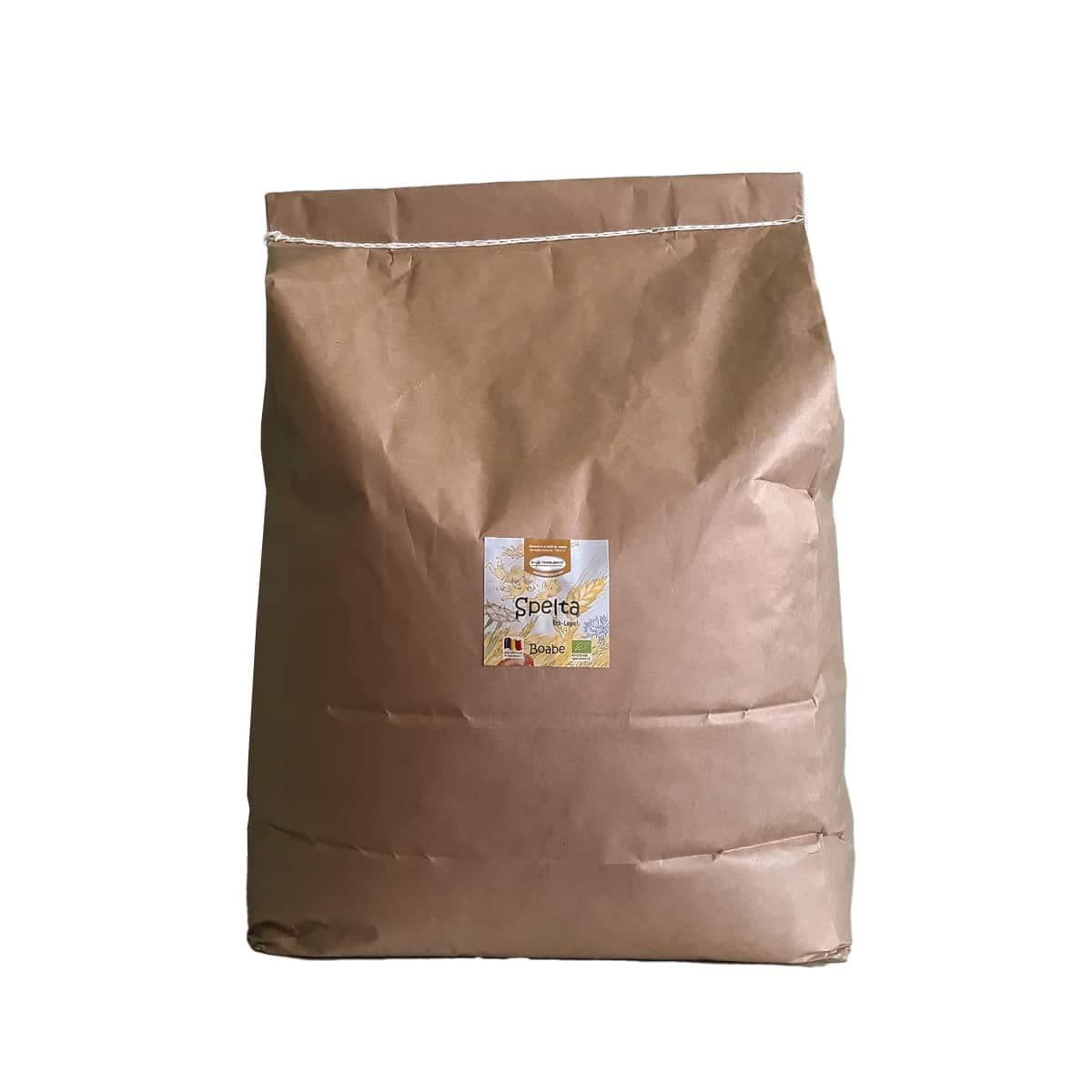 Boabe Spelta ecologice - 20 kg