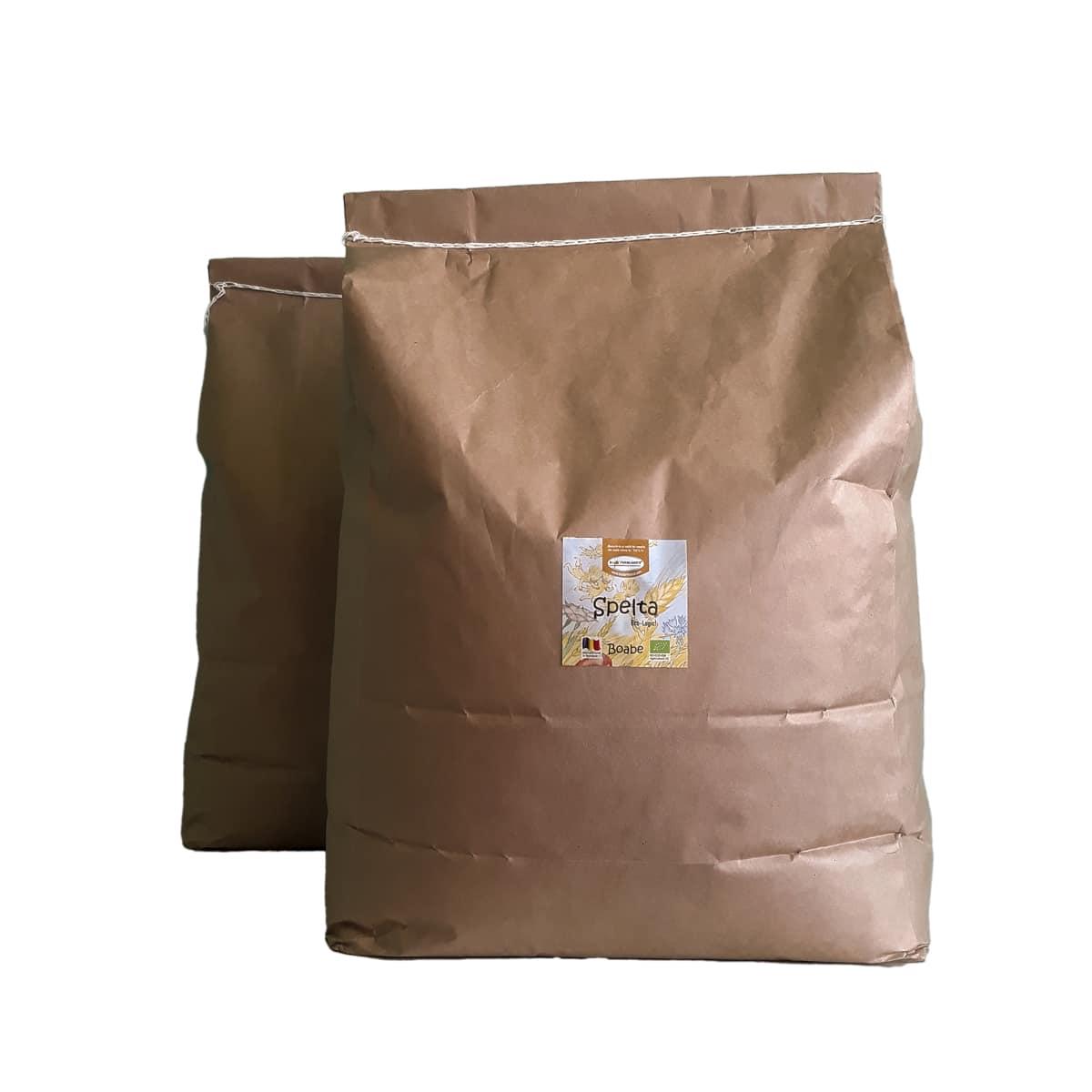 Boabe Spelta ecologice - 40 kg