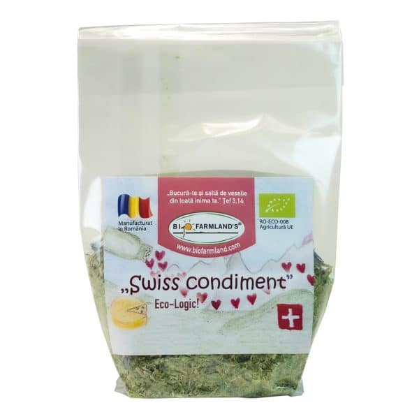 Swiss Condiment - refill