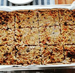 Tartă cu mere – integrală, gustoasă, vegană, sănatoasă și simplă