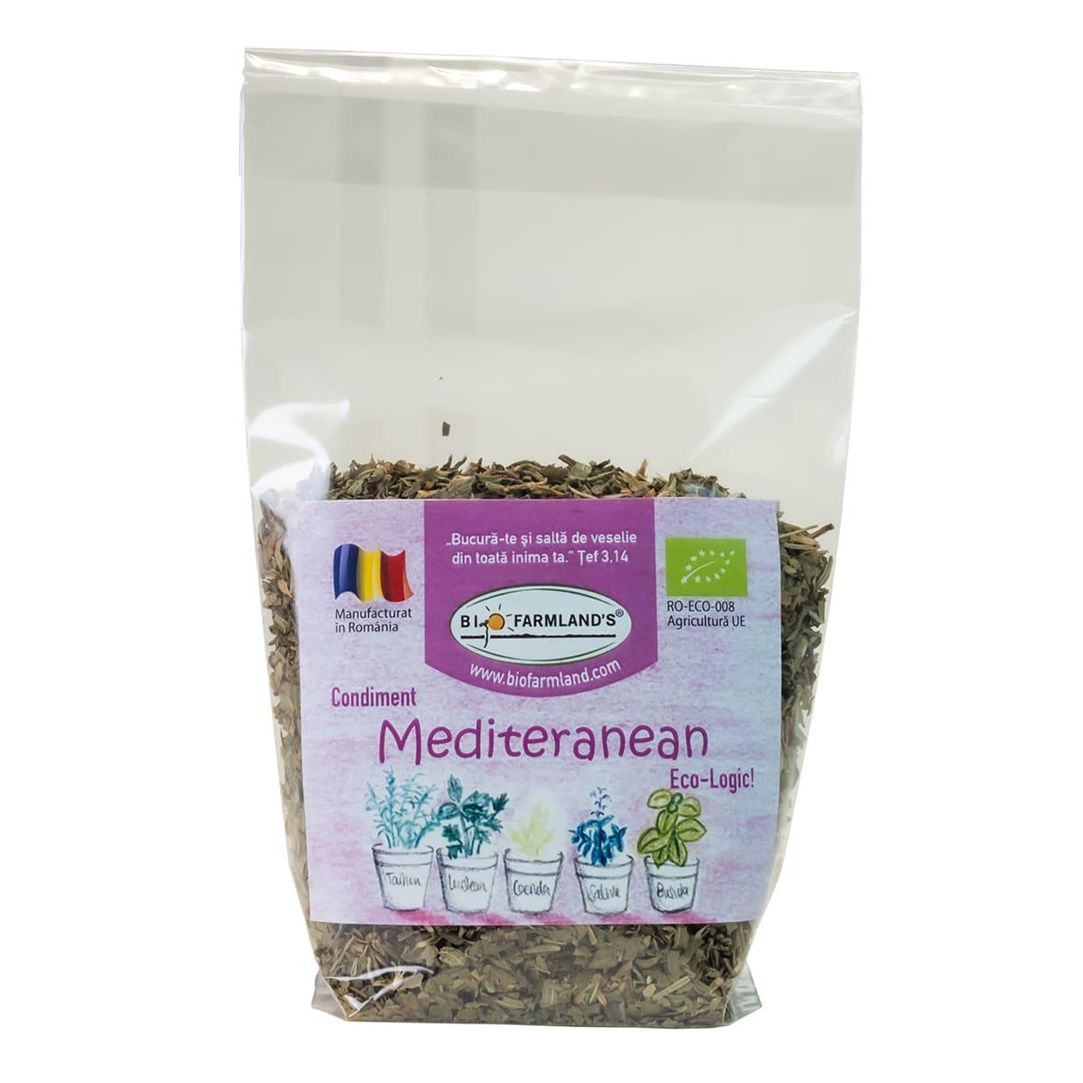 Condiment Amestec Mediteranean - refill