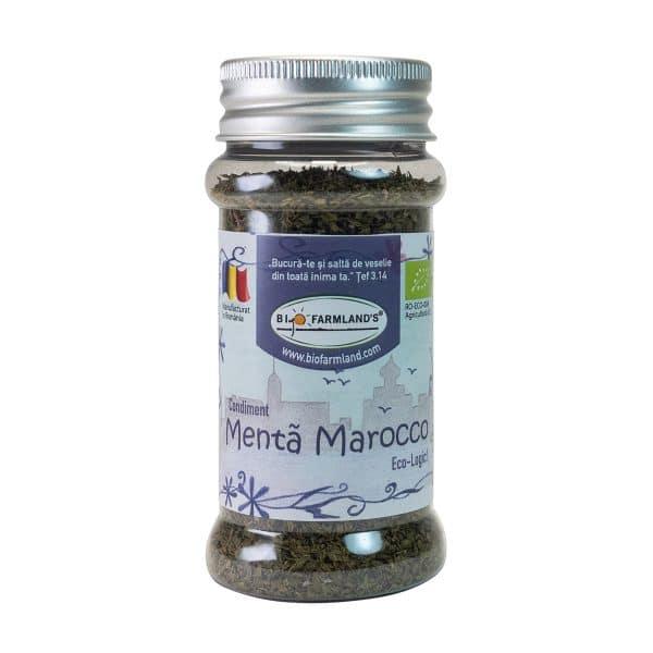 Condiment Menta Marocco Flacon