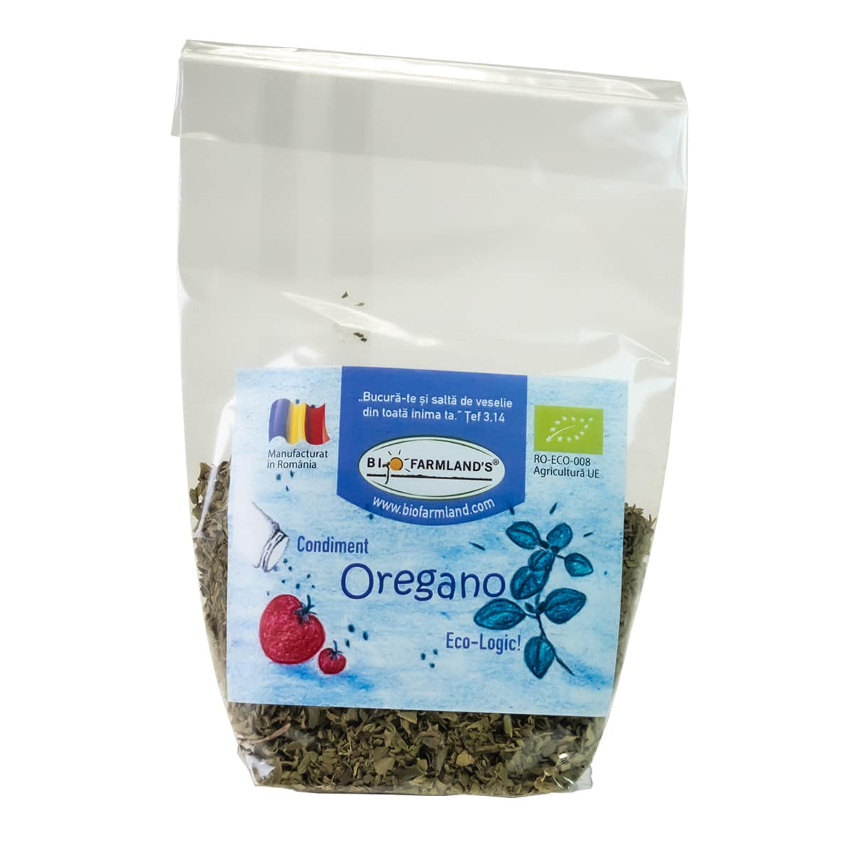 Condiment Oregano - refill